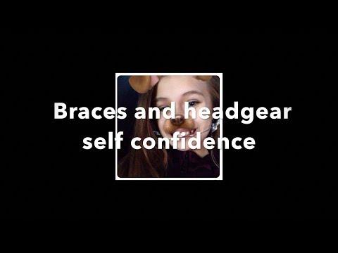 Braces and Headgear Self Confidence