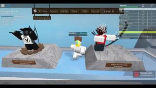 ROBLOX Fighters: Guides d'armes (Magic Lance)