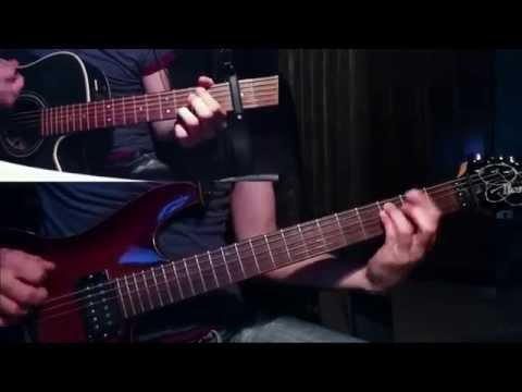 HIM - Tears On Tape Guitar Cover