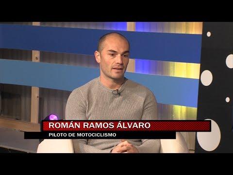 El motociclismo protagonista con Roman Ramos