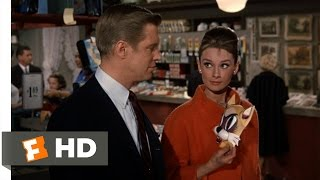 Breakfast at Tiffany's (7/9) Movie CLIP - Stealing for the Thrill (1961) HD