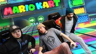 Office Mario Kart!!?