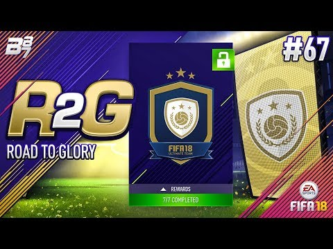 ROAD TO GLORY! HUGE NEW ICON UNLOCKED! #67 | FIFA 18 ULTIMATE TEAM