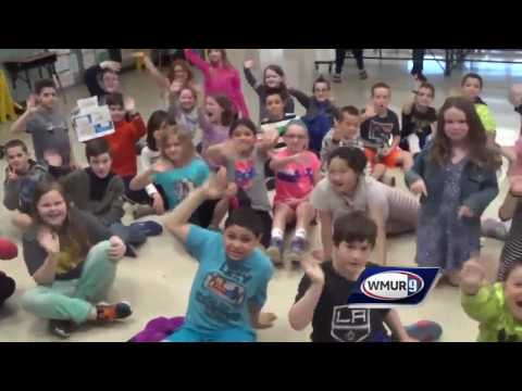 School visit: New Searles Elementary School