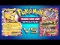 Pikachu EX / Magnezone VS M Mewtwo EX - Pokemon TCG Online Game Play