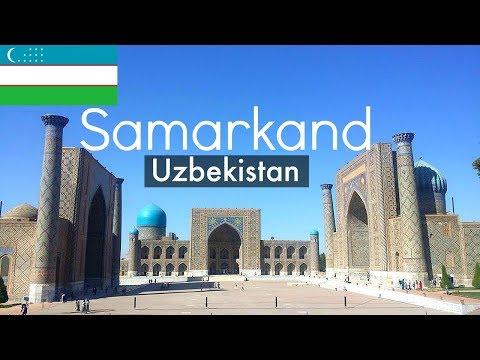 Samarkand Uzbekistan Travel