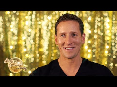 Brendan Cole's Strictly CV -  It Takes Two 2017 - BBC Two HD