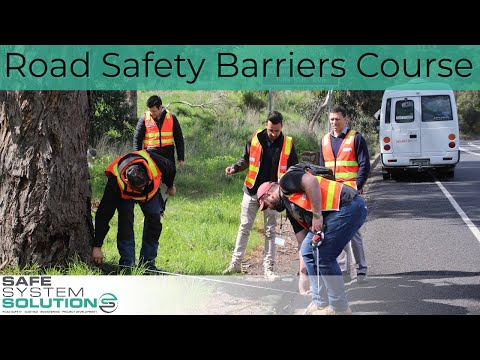 Road Safety Barriers Course | Safe System Solutions Pty Ltd