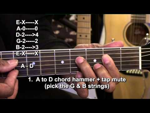 How To Play Ed Sheeran THINKING OUT LOUD Prt1 Step By Step Guitar Tutorial Lesson