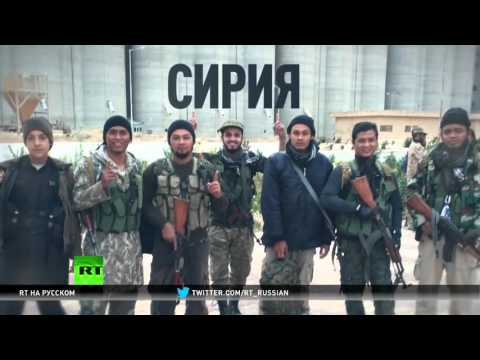 Сирия:канал RT факты связи Турции с