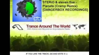 DANGBX049: STERiO & elven.five - Planets (Cramp Remix)  (TATW #321 RIP)