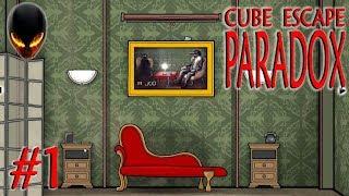 CUBE ESCAPE: PARADOX [FR] Chapitre 1 Complet / Tous les SUCCÈS / Les 2 FINS (Free Game)