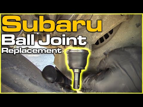 Subaru Ball Joint Replacement