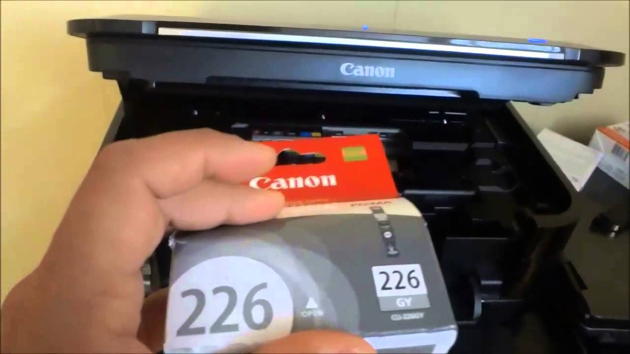 CANON PIXMA MG6120 PRINTER DRIVER DOWNLOAD (2019)