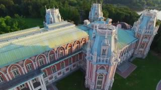видео Где в москве находится музей парк царицыно