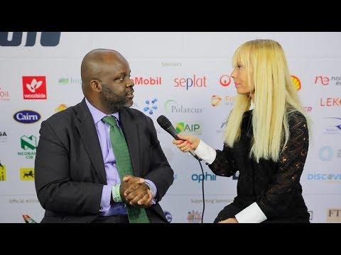 Ado Oseragbaje of Baker Hughes at Africa Oil Week 2017