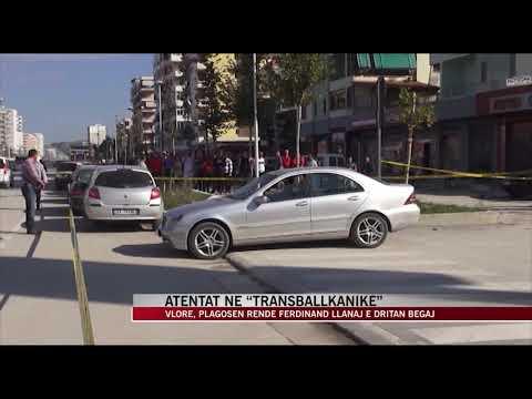 Atentat në Vlorë, plagosen rëndë Ferdinand Llanaj e Dritan Begaj - News, Lajme - Vizion Plus