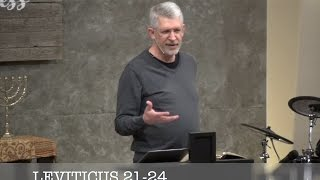Leviticus 21-24 - The Feasts of Israel