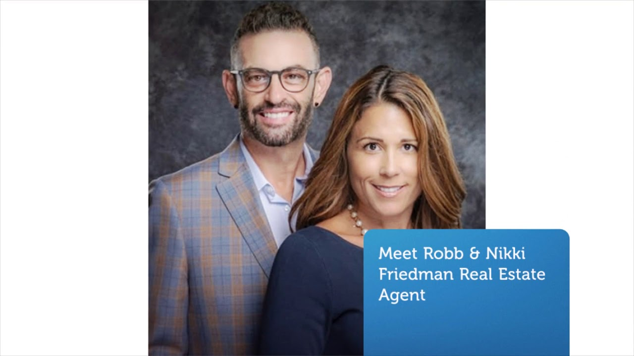 Robb & Nikki Friedman -- Real Estate Agent in Calabasas (818-430-3663)