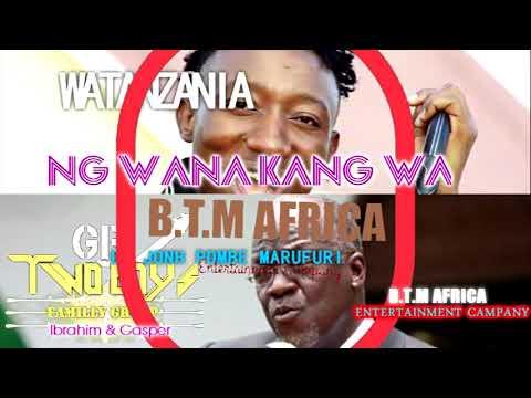 Ng'wana Kang'wa -Magufuli