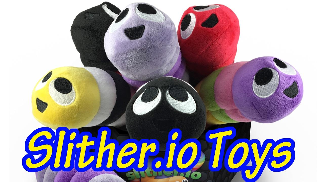 Slither Io Toys Youtube