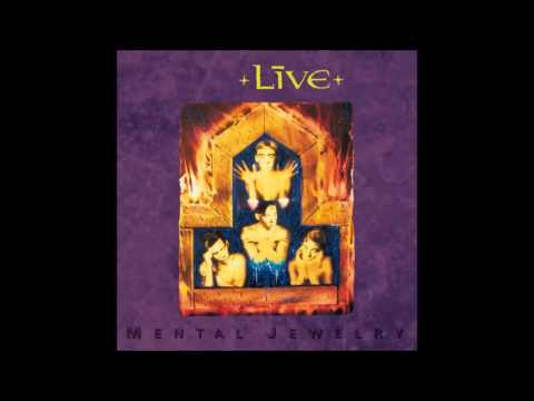 Live - Mental Jewelry 1991 full album