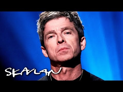 Noel Gallagher: – This is why Liam is so angry | SVT/TV 2/Skavlan