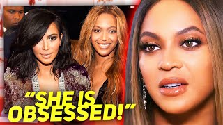 The Truth About Beyonce And Kim Kardashian's Failed Friendship