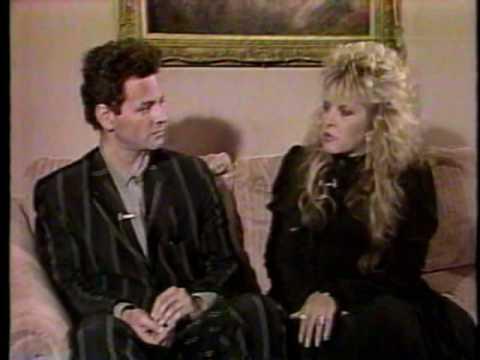 Lindsey Buckingham & Stevie Nicks ~ 1987 Interview