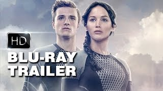 The Hunger Games: Catching Fire Blu-Ray Trailer (2013) - Jennifer Lawrence Movie [HD]