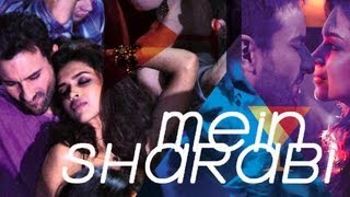 mein sharabi lyrical full song cocktail deepika padukone siaf ali khan