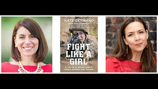 Female military veterans speak about mental health Dr. Kate Hendricks, Kelly Kennedy, Kate Germano