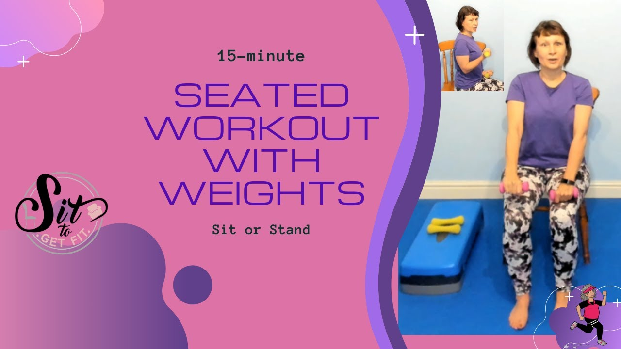 Tuesday Toning workout with Weights