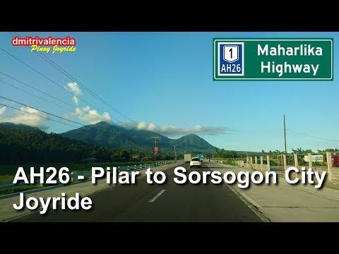 Pinoy Joyride - AH26 Bicol - Pilar to Sorsogon City Joyride