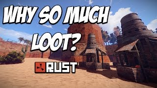 RUST | Why Do They Have So Much Loot?! Solo Survival! S3-E8