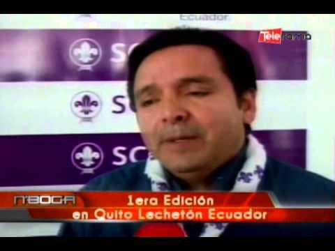1era. Edición en Quito Lechetón Ecuador