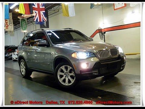 2007 Bmw X5 Sport Edirect Motors Youtube