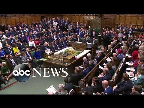 Lawmakers prepare to vote on Brexit   ABC News