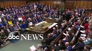 Lawmakers prepare to vote on Brexit | ABC News