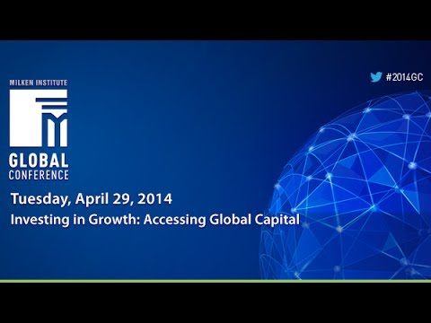 Investing in Growth: Accessing Global Capital