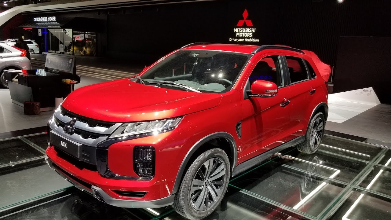 New Mitsubishi Rvr Exclusive First Look Youtube