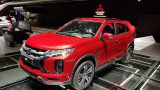 New Mitsubishi RVR // Exclusive First Look