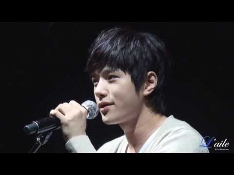 [HD fancam] 131027 Myungsoo - This Song Is For You @ L's Bravo Viewtiful 2 fansign Gwanghwamun