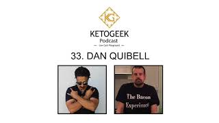 33. What Happens When You Eat Nothing But Bacon for 30 Days || Dan Quibell