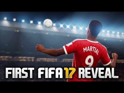 FIRST FIFA 17 REVEAL!