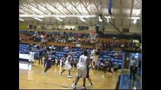 barton men s basketball vs butler community college 2012