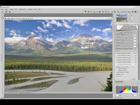 Master curves in nikon capture nx-d: video tutorial | digital.