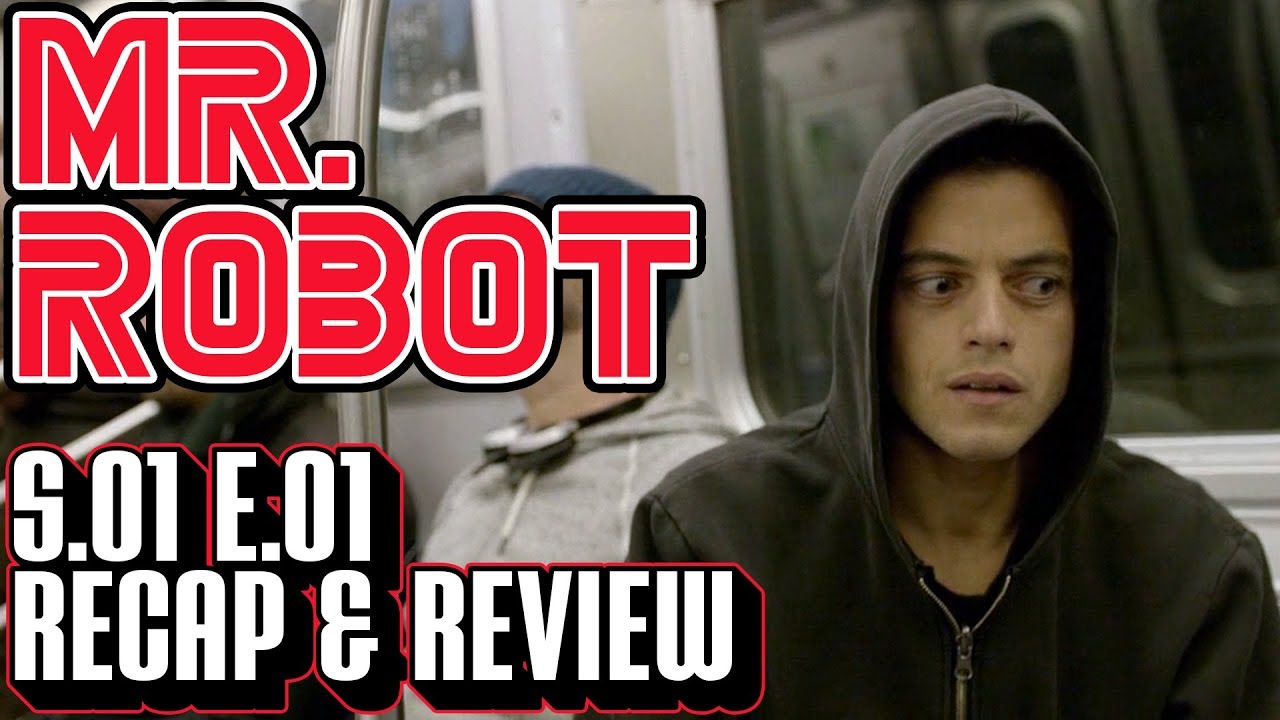 Mr. Robot - Stagione 2 - Ep.1
