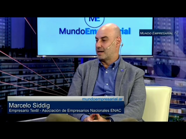 """#CHILE """"No es lo mismo crecimiento que desarrollo"""" Marcelo Siddig en #MundoEmpresarialTV"""