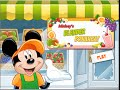 Mickey Mouse Kids Cooking Games Bonanza